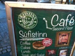 Sufistinn Book Cafe