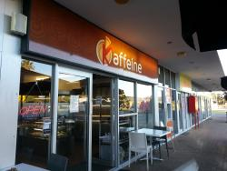 Kaffeine Cafe and Pizzaria