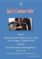 Giri's Custom Tailor