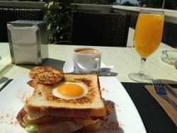 Cafeteria Los Olivos
