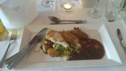 1744 Restaurant at Redworth Hall Hotel