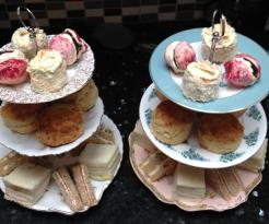 Afternoon Tea at number 17