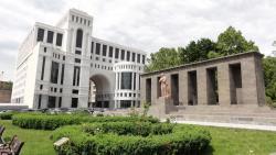 Stepan Shahumyan Statue