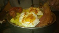 Bodega Restaurante Los Frailes