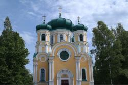Gatchina Pavlovsky Cathedral