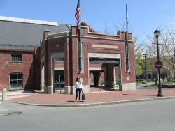 National Park Service Visitor Center