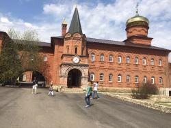 St. George Monastery of Assumption Svyatyye Kustiki