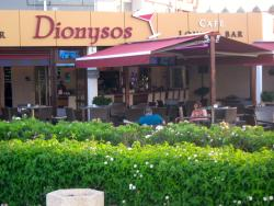 ‪Dionysos Bar and Cafe‬