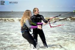 Rintsje Bosch Kitesurfing