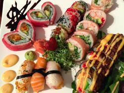 Sushis M & Cie