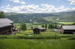 Nore og Uvdal bygdetun. Photo by Liv Tone Otterholt