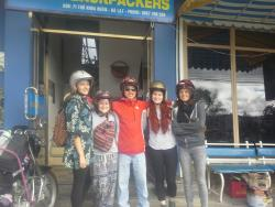 Free Riders Tours - Dalat City Tour