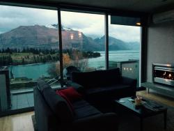Amazing apartment with stunning view