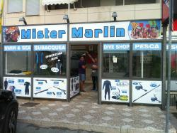 Mr. Marlin
