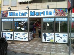 Mr. Marlin