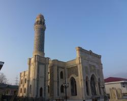 Gabala City New Mosque