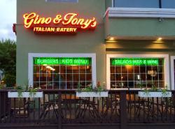 Gino & Tony's Italian Eatery