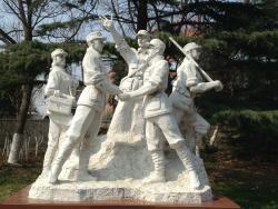 新四军重建纪念馆
