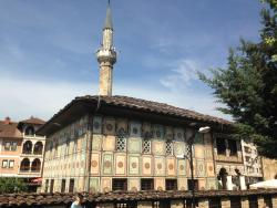 Painted Mosque Sarena Dzamija