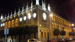 Edificio de la Uned y Centro Cultural Garcia Lorca