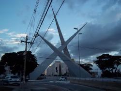 Monumento dos Tres Marcos