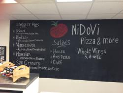 Nidovi Pizza & More