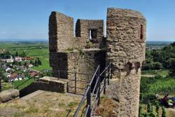 Burgruine Wachtenburg