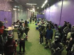 Flag Raiders IndoorPaintball Games