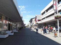 Haraldsgata street