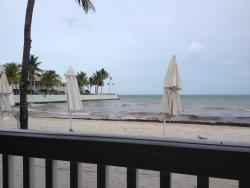 View from Southernmost Cafe