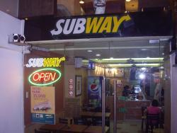 Sub Way Sandwich