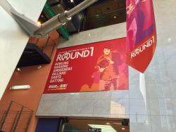 Round 1 Machida
