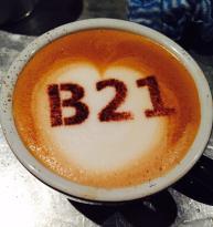 B21 Cafe & Restaurant
