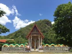 Wat Tham Mankhon Thong