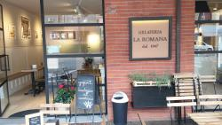 Gelateria La Romana Villa Verucchio