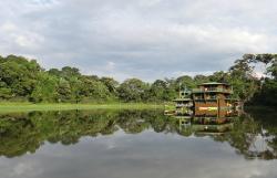 Jungle Land Panama Floating Lodge