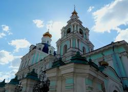 Sergiyev Kazanskiy Cathedral