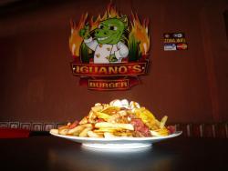 Iguanos Burger