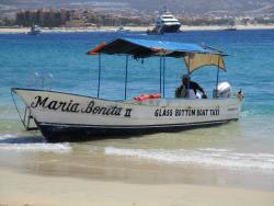 Maria Bonita Water Taxi & Activities