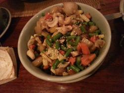 Cashew Baked Rice