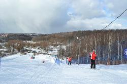Ski Sports Complex Kurkino