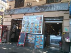 Cafeteria Numar