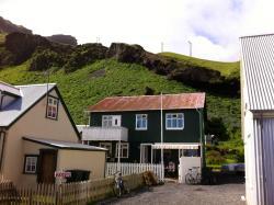 Einarsstadir Homestay