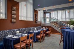 Atrium Dining Space