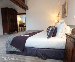 The Junior Suite at the Hotel d'Orsay - Esprit de France