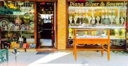 Diana Ephesus Silver & Souvenir