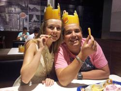 Burger King - Joinville Garten Shopping