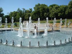 Rzeszow Multimedia Fountain
