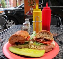 Princeton Soup and Sandwich Company