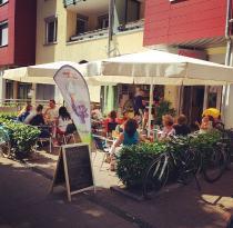 Eiscafe am Sophienpark